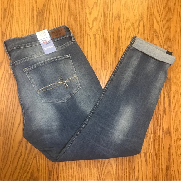 192818ab50e Denizen from Levi's Jeans | Levis Denizen Boyfriend Cropped | Poshmark